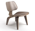 Eames LCW Lounge Chair Wood-leg Plywood Chair / Herman Miller