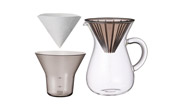 Slow Coffee Style Coffee carafe set コーヒーカラフェセット/ KINTO
