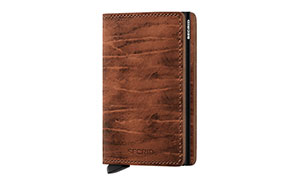 Slim Wallet Duch Martine Whisky