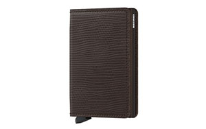 Slim Wallet Rango Brown